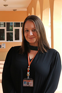 KRISTINA ANNE KING (BA) - Accreditation Manager / Head of Boarding